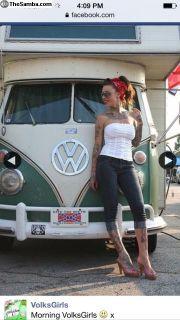 1966 RV Hut split bus camper Reggie