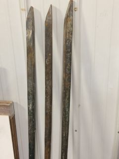 3 Steel Pry Bars