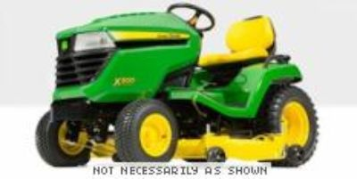 2015 John Deere Select Series X500