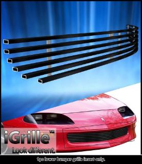 Find Fits 93-97 Chevy Camaro Black Stainless Steel Billet Grille Insert motorcycle in Ontario, California, United States, for US $26.00