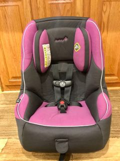 Safety 1st convertible car seat.