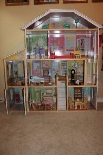 Kidkraft Majestic Mansion Deluxe Barbie Playhouse