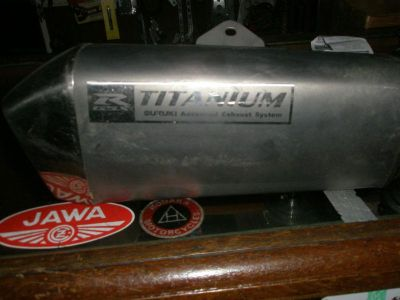 Buy SUZUKI 2005.GSXR 1000, kaw.yamaha 2005 titanium muffler motorcycle in Pittsburgh, Pennsylvania, US, for US $100.00