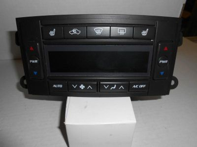 Sell 2005 Cadillac SRX OEM Climate Control Heater A/C Heated Seats Free Shipping! motorcycle in Milwaukee, Wisconsin, US, for US $39.95