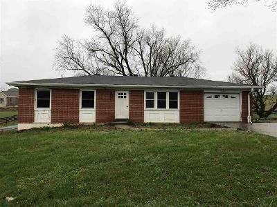 3 Bed 1 Bath Foreclosure Property in Union, KY 41091 - Big Bone Rd