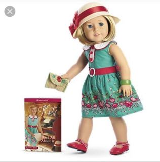 Looking for American girl kit clothes and accessories