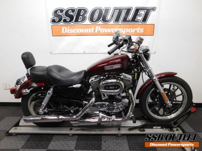 2008 Harley-Davidson Sportster 1200 Low Sport Motorcycles Eden Prairie, MN