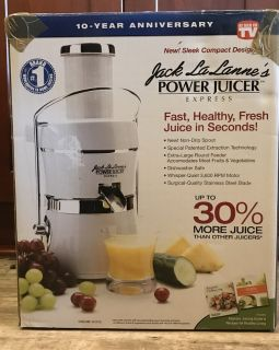 Jack LaLane's Power Juicer Express