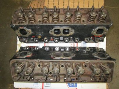 Sell 68 69 70 Corvette Camaro Z28 HP Heads #3927186-LT1/350 Z28/302-2.02 Valves-Dated motorcycle in Kansas City, Kansas, United States, for US $795.00