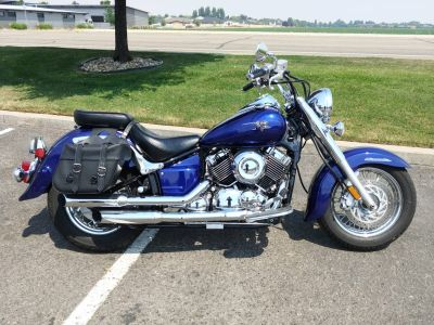 2008 Yamaha V Star 650 Classic Cruiser Motorcycles Meridian, ID