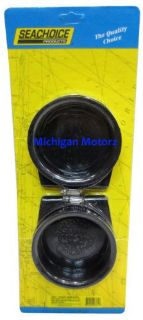 "Sell SeaChoice Exhaust Guard Cover, SS Clamps, 4"" O.D. - 28361 motorcycle in Madison Heights, Michigan, United States, for US $22.95"