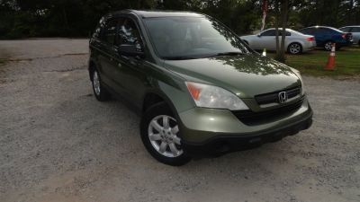 2007 Honda CR-V LX (Green)