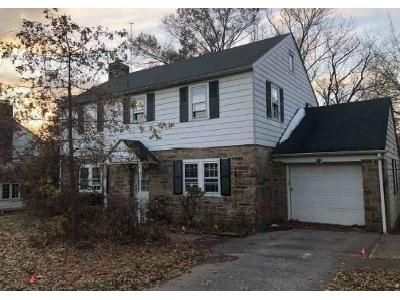 4 Bed 2.1 Bath Foreclosure Property in Norristown, PA 19401 - Alan Rd