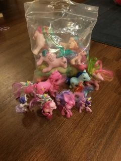 Vintage and newer My Little Pony, dozens!