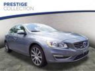 2017 Volvo S60 Inscription T5 Certified by Volvo