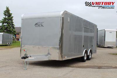 ATC 20' Aluminum Car Hauler w/ Escape Door