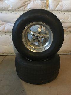 American Racer (McCreary) Racing Tires