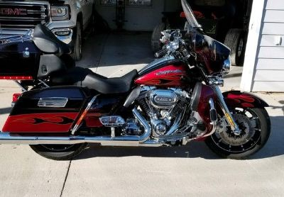 2011 Harley-Davidson Flhtcuse6-Cvo-Ultra- Classic-Electra-Glide