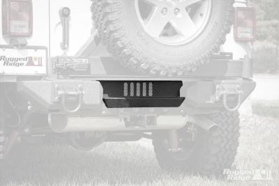 Find Rugged Ridge 11547.10 - Jeep Wrangler Rear XHD Bumper Step Add On for XHD Bumper motorcycle in Suwanee, Georgia, US, for US $211.02