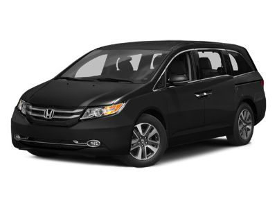 2014 Honda Odyssey Touring (Modern Steel Metallic)