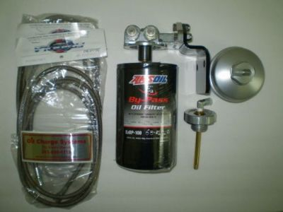 Purchase OIL BYPASS FILTER KIT FORD POWERSTROKE 6.4 2008-2010 OILCHARGESYSTEMS.COM motorcycle in Houston, Texas, United States, for US $349.95