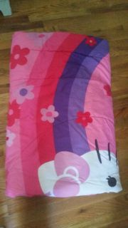 Twin size hello kitty comforter - priced to go!
