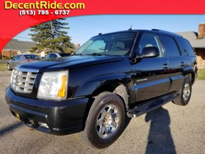 2005 Cadillac Escalade Base (Black Raven)