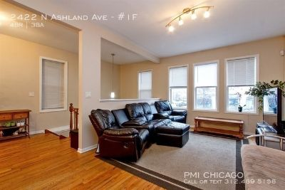 4 bedroom in Lincoln Park