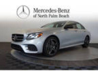 2018 Mercedes-Benz E300 Silver, 11 miles