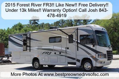2015 Forest River FR3 30DS