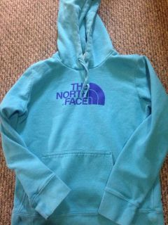 Women's large north face pullover