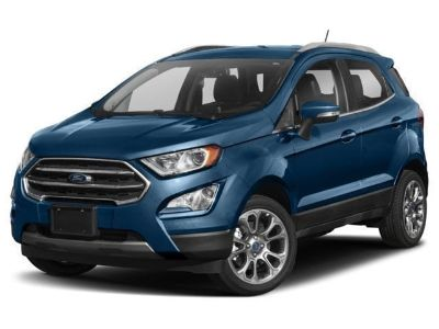2018 Ford EcoSport Titanium (Shadow Black)