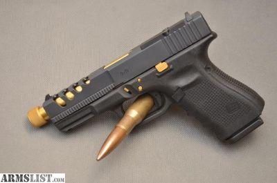 For Sale: Full Custom Glock 19 - RMR Ready
