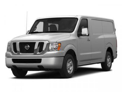 2014 Nissan NV Cargo 2500 HD S (Glacier White)