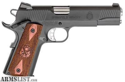 For Sale: SPRINGFIELD ARMORY LOADED PARKERIZED 45 ACP