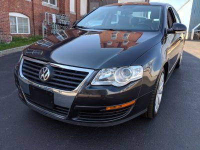2006 Volkswagen Passat 2.0T (Deep Black)