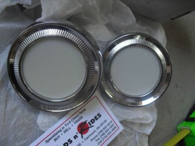 Purchase 1962 1966 chevy impala caprice interior dome light 1967 camaro Deluxe interior motorcycle in Calhoun, Georgia, United States, for US $56.00