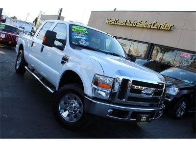 2008 Ford F-250 Super Duty Lariat 4x4 1 Owner Extra Clean