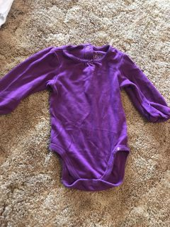 Size 12 month long sleeve onesie