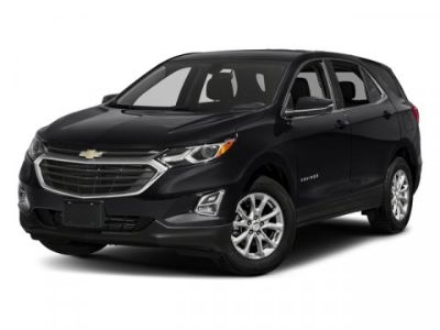 2018 Chevrolet Equinox LT (Summit White)