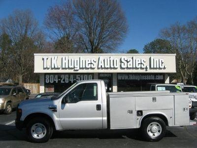 2008 Ford Super Duty XL UTILITY