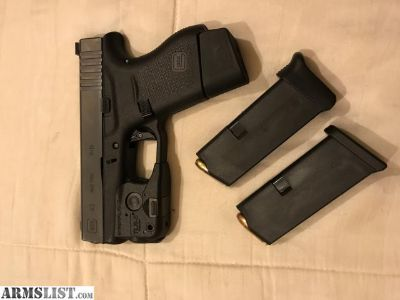For Sale/Trade: Glock 43 w/extras