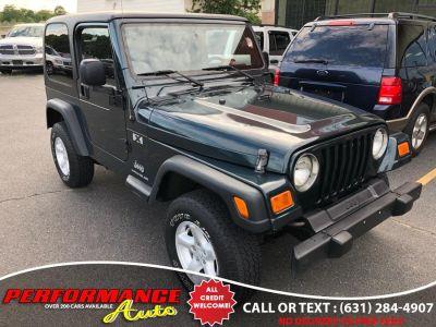 2006 Jeep Wrangler X (Jeep Green Metallic)