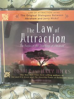 The Law of Attraction 5 cd set