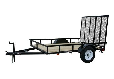 2019 Carry-On Trailers 6X8GW13 Utility Trailers Jesup, GA