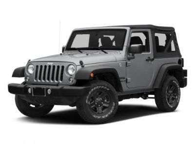 2018 Jeep Wrangler Sport (Bright White Clearcoat)