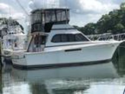 37' Egg Harbor 37 Convertible 1988