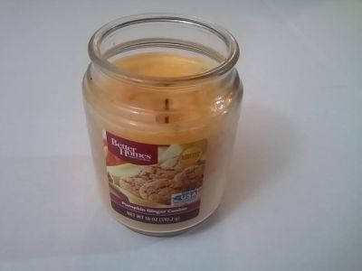 Better Homes 18 oz Pumpkin Ginger Cookie Candle