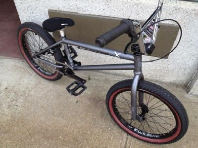 $500 BEN HITTLE Signature PRO BMX by KINK BIKE CO. 2013