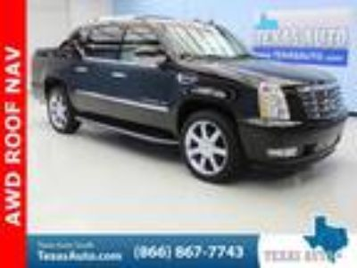 used 2012 Cadillac Escalade EXT for sale.